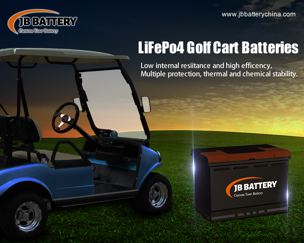 Est-il possible de surcharger une batterie de voiturette de golf 48v 200Ah LiFePO4?